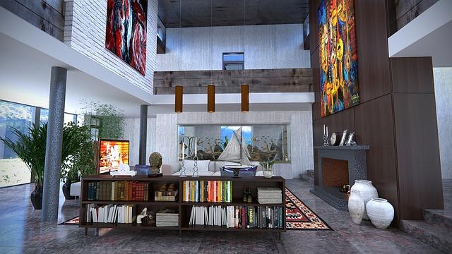 interiérový design