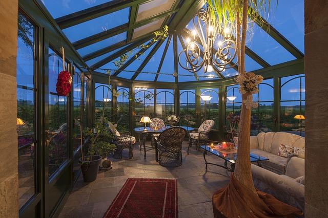 Zimní zahrada – řešení, jak nafouknout vaše obydlí