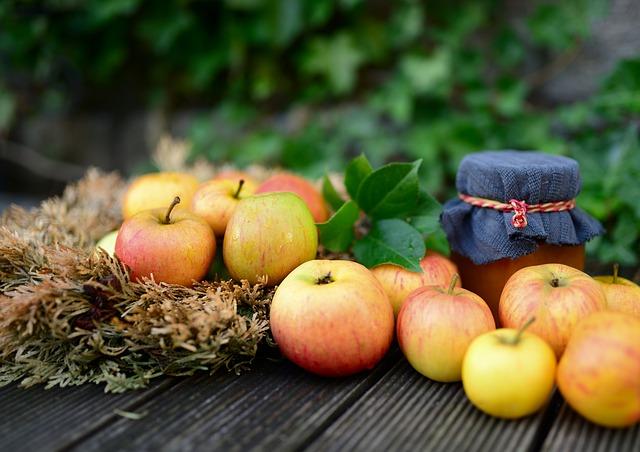 Zdravá a chutná jablka